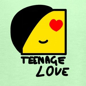 Emo Boy: Teenage Love - Dame tanktop fra Bella