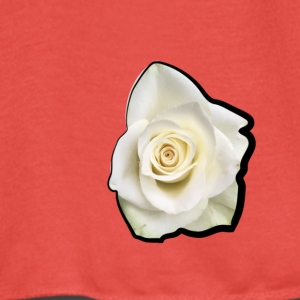 White rose - Women's Tank Top by Bella