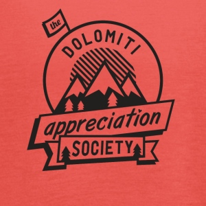 Dolomite Appreciation Society - Dame tanktop fra Bella