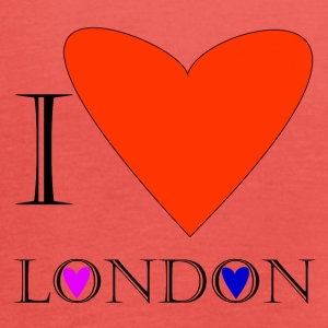 I Love London 1A - Women's Tank Top by Bella