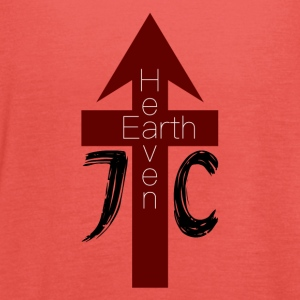Heaven / Earth - Women's Tank Top by Bella