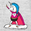 Superhero Unicorn - Women's Tank Top by Bella