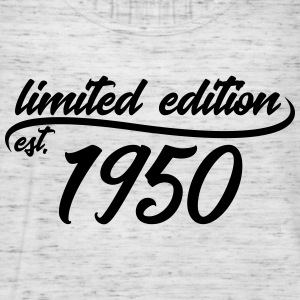 Limited edition est. 1950 - Women's Tank Top by Bella