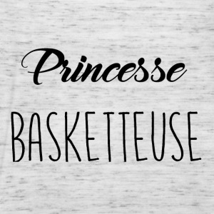 Princess basketteuse - Women's Tank Top by Bella