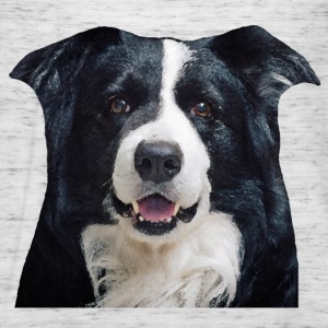 Border Collie - Tank top damski Bella