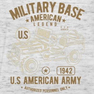 Americana Army Jeep - Top da donna della marca Bella