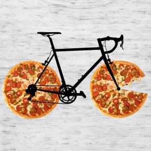 Pizza Bike - Top da donna della marca Bella