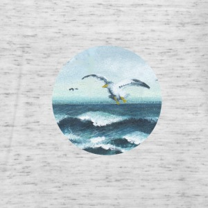 seagulls - Women's Tank Top by Bella