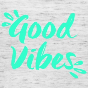 Good Vibes - Yoga - Women's Tank Top by Bella