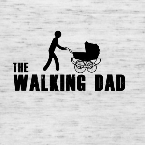Walking dad - Women's Tank Top by Bella
