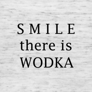 Smile wodka - Women's Tank Top by Bella