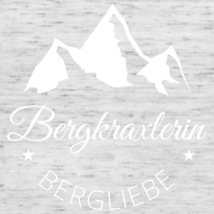 Bergkraxlerin - Women's Tank Top by Bella