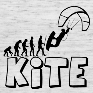 Kite Kiteboarding Evolution - Women's Tank Top by Bella