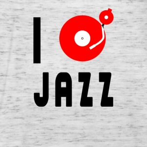 i love jazz - Frauen Tank Top von Bella