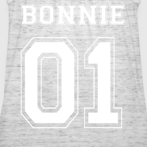 BONNIE 01 - White Edition - Tank top damski Bella