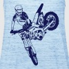 Moto Cross - motocross   - Tank top damski Bella