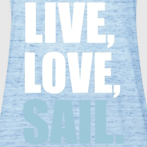 sailing - Women's Tank Top by Bella