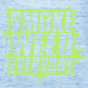 SMOKE_WEED_EVERYDAY - Women's Tank Top by Bella
