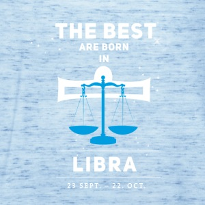 libra Libra Horoscope Astrology Birthday - Women's Tank Top by Bella
