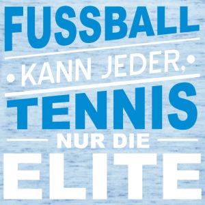 Tennis Elite - Frauen Tank Top von Bella