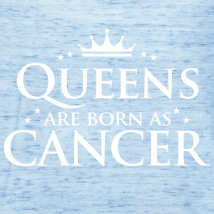 Queens nascono come il cancro - Top da donna della marca Bella
