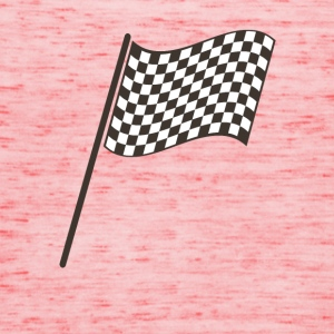 racing flag - Top da donna della marca Bella