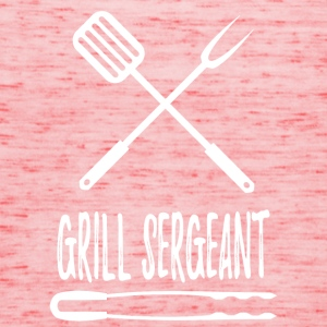 grill sergeant - Women's Tank Top by Bella