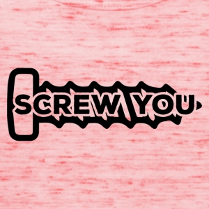 Meccanico: Screw You - Top da donna della marca Bella