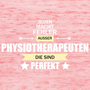 Physiotherapeuten - Frauen Tank Top von Bella