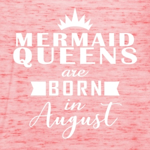 Mermaid Queens August - Women's Tank Top by Bella