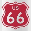 Route 66 - Drinkfles
