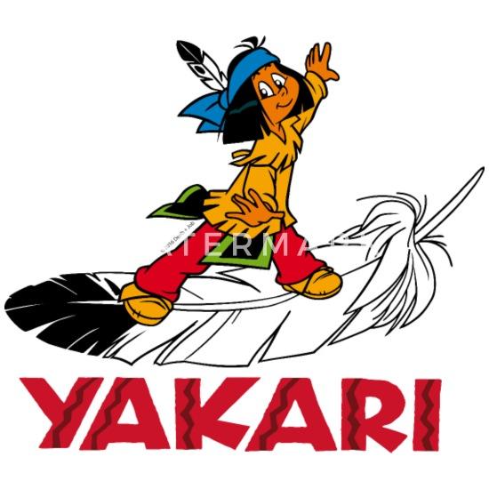 Yakari Der Kinofilm Glücklich Happy Kinder Premium Langarmshirt