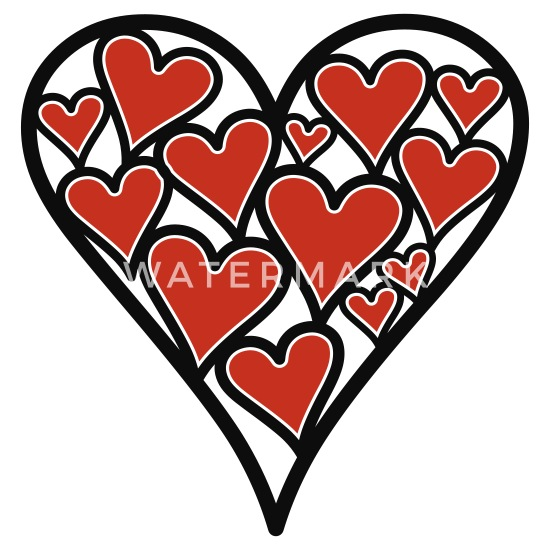 Family Love Heart Icon Parents Twins Stock-Vektorgrafik (Lizenzfrei)  143888032