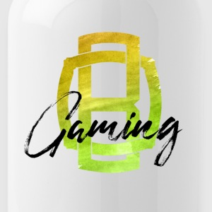 OB Gaming / Black lettering - Water Bottle