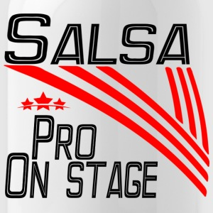 Salsa Pro - On Stage - Pro Dance Edition - Water Bottle