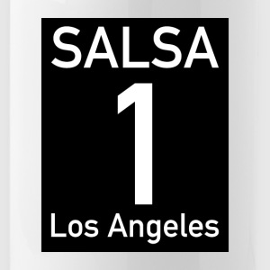 Salsa on1 Los Angeles - Borraccia