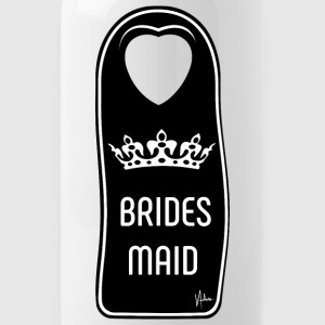 The wedding's Bridesmaid - Water Bottle