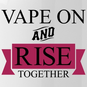Vape On i Rise Together - Bidon
