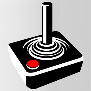 Retro Joystick Video Games - Borraccia
