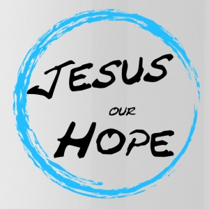 Jesus our hope - Water Bottle