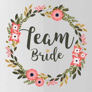 Team Bride - Gourde