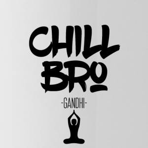 Chill Out Bro - Trinkflasche