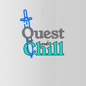 Quest and Chill - Trinkflasche