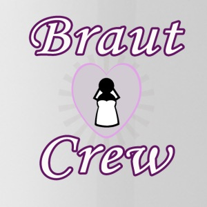 bride crew - Water Bottle