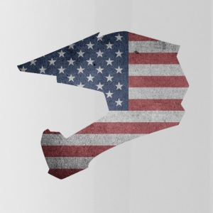Downhill helm USA - Drinkfles