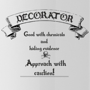 decorator, painter - Water Bottle