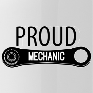 Mechanic: Proud Mechanic - Water Bottle