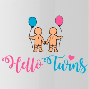Twins2 - Drinkfles