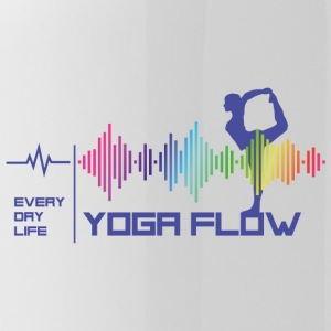 Yoga Flow - Everday Life - Goede Vibes (Violet) - Drinkfles