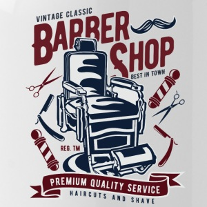 Vintage Barber Shop2 - Gourde